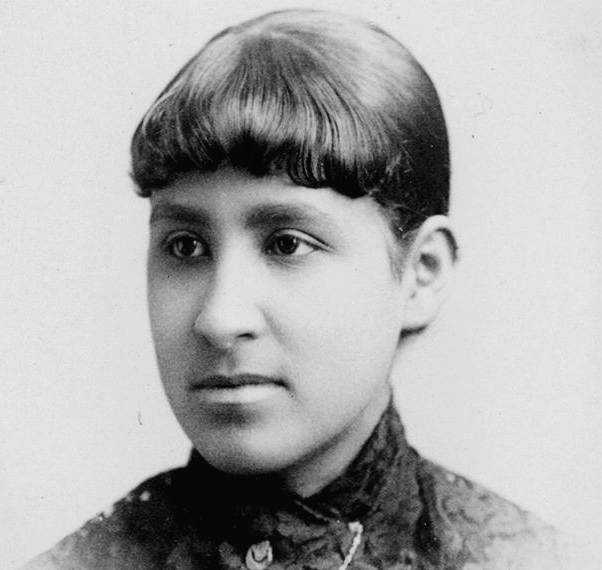 Mary Church Terrell was an 1884 graduate of Oberlin College who worked to further social justice.