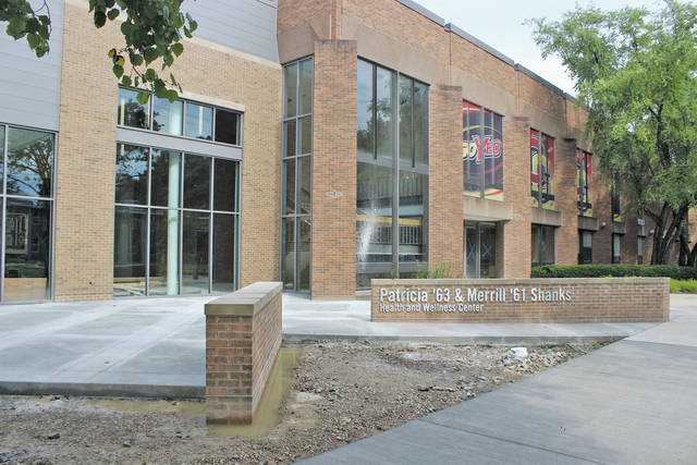 Construction costs for the new Patricia & Merrill Shanks Health & Wellness Center on Woodland Street are being covered by donations and fundraising.