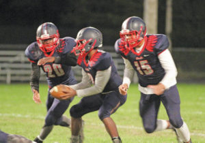 FOOTBALL: 'Canes routed on dramatic Senior Night