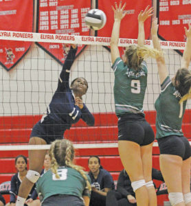 VOLLEYBALL: Phoenix claim sectional title in 3-1 win