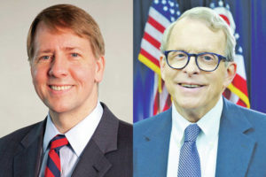 The race for Ohio's next governor