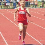 County athletes place at state meet