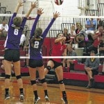 Wauseon volleyball eases past Bryan
