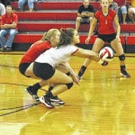 Swanton beats Wauseon in four sets of NWOAL volleyball action