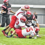 Indians, Dogs set to battle Friday night on the football field