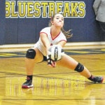 Vikings frequent all-league volleyball list