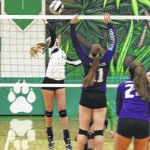 Delta volleyball strong in win over Swanton