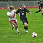 Late goal helps Panthers tie Indians