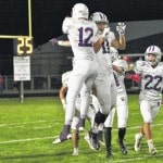Swanton football staves off Patrick Henry comeback attempt