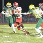 Wauseon football uses strong second half to claim 8th win