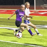 Swanton girls soccer bounced in regional semifinal