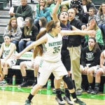 Delta girls basketball hopes to be in middle of league race