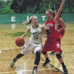 Lady Panthers overcome Indians in final minutes