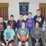 Free throw competition held in Wauseon