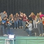 EHS students ready for spring musical