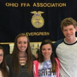 Evergreen FFA places 10th at Envirothon