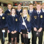 FFA chapter attends convention
