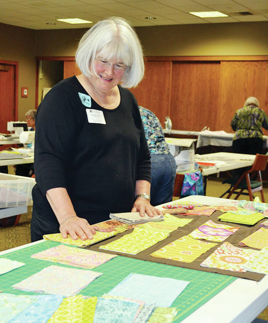 The 42nd Annual Sauder Village Quilt Show will be held May 1-6.