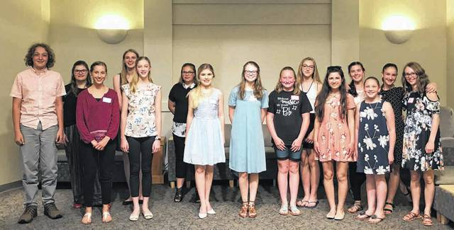 The Black Swamp Arts Council awarded 21 students as part of their 2018 Summer Arts Scholarships program.
