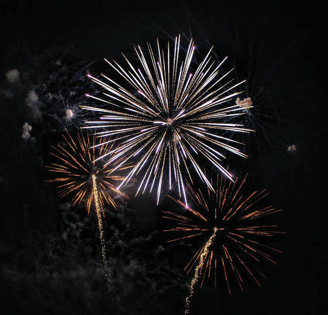 Wauseon's fireworks display will cost approximately $25,000.