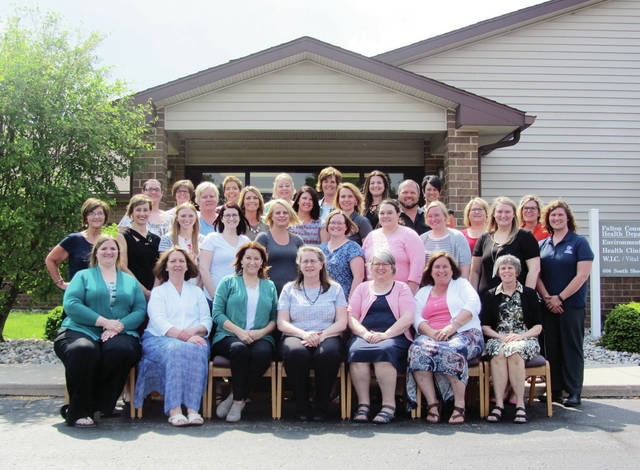 The staff of the Fulton County Health Department.