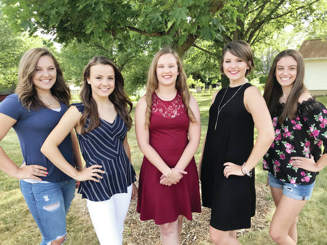 "The Wauseon Homecoming Queen Pageant is this Thursday at 8 p.m. on the South Stage. The contestants are Rylee Wreede, Monica Betz, Carisa Hoffman, Karli Callahan and Rylee Hull. Wreede will tap dance to ""Can't Hold Us."" Betz will sing to ""When We Were Young."" Hoffman will lyrical dance to ""Beautiful Mess."" Callahan will sing to ""Stone Cold."" Hull will also be tap dancing, to ""Hot Tin Roof."""