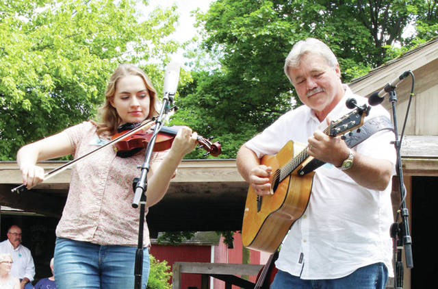"The ""Summer on the Farm/Fiddle Contest"" will be held at Sauder Village in Archbold on Saturday, July 14."