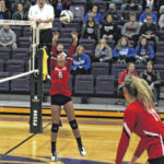 Wauseon volleyball seizes district crown