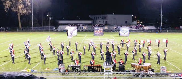 "The Wauseon Marching Indians received a Superior rating Saturday at the Swanton Bulldog Bowl. The 65-member band performed ""The World is What We Make It"" - Look for the Helpers, Light a Candle, Be the Change. Members are under the guidance of of Director Don Clark, Assistant Director Jaz Bluhm, Percussion Leader Mark Cook, and Field Commander Amber Wolpert. Soloists were Mackayla Kearney, guard; Katelyn Shadboldt, trumpet; Levi Waldron, mellophone; and Lucas Schang, baritone. The Marching Indians have qualified for marching band state finals, and earned superior ratings in music, percussion, marching, giving them an overall 1 rating and marking 21 straight years of state finals qualifications. The Marching Indians will perform Saturday, Nov. 3, 2 p.m., in Brunswick."