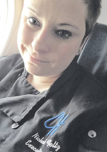 Executive chef and Swanton native Nichole Foltz recently won an Iron Chef competition held by her employer, Landry's, Inc., in Texas.
