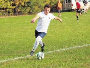 Josh Kidder named state's top boys soccer player in Division III
