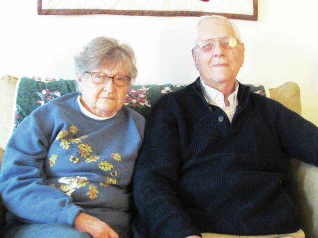 Peg and Paul Meeker will be the grand marshals Saturday of the Annual Lighted Wauseon Christmas Parade.