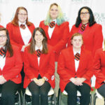 FCCLA presents officers