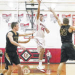 Indians dominate second half, defeat Fairview by double digits