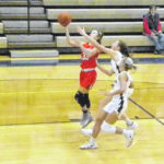 Blue Streaks fend off Indians, 55-48