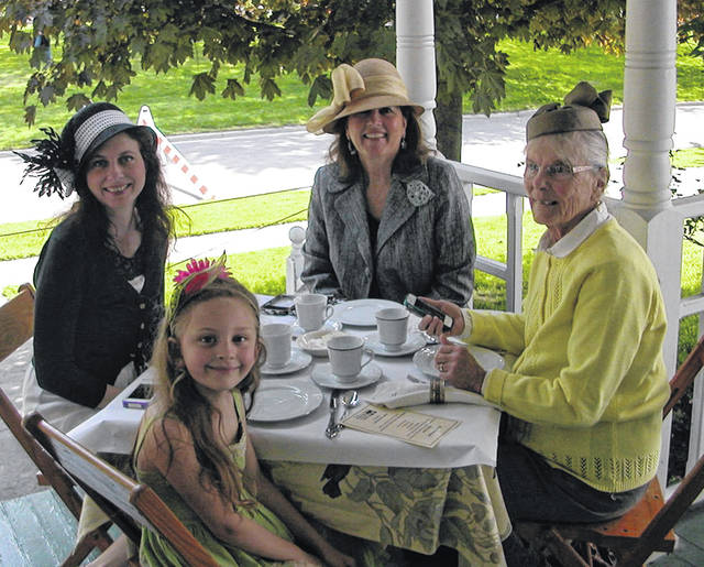 The next HistorTEA will be held on Feb. 9 at the History Manor.