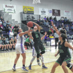 Local girls frequent all-league teams