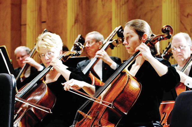 The Toledo Symphony Orchestra will perform at Sauder Village on March 7.