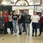 Local students honored in art show