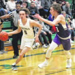 Mason Loeffler hits 1,000 career points against Lake, strong second half finishes Swanton