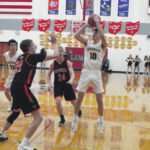 Coldwater scores five points late, stuns Blue Streaks in Division III district semifinal