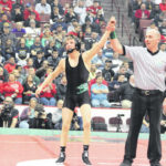 Fulton County garners one state champion, three runners-up at state wrestling
