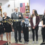 State super visits Fulton County