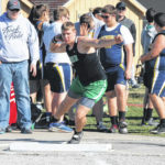 Blue Streaks take second, Panthers third to Liberty Center at league tri-meet