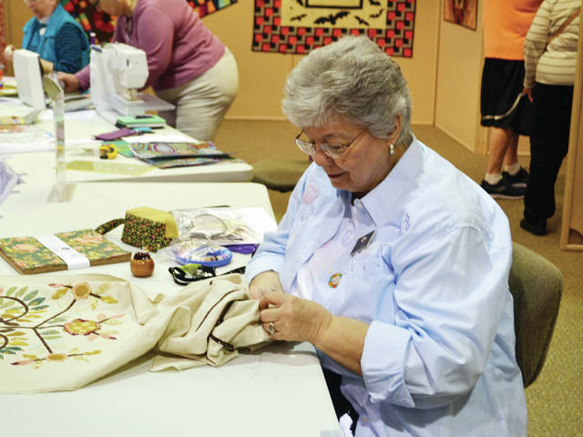 The 43rd Annual Sauder Village Quilt Show will be held May 1-5.