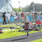 Locals finish top 4 at Division II district track and field meet
