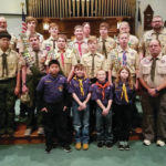 Wauseon Boy Scout Troop celebrating 80th anniversary