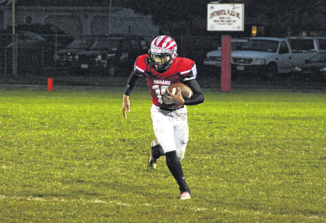 Xavier Torres will represent Wauseon in the Northwest Ohio Regional All-Star Football Game held Friday night at Perrysburg's Steinecker Stadium. Torres, along with four of his teammates, will be on the Black Team.