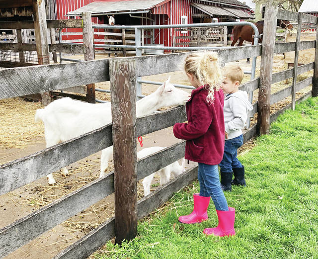 Sauder Village's Agriculture Adventures will be held June 11-16.