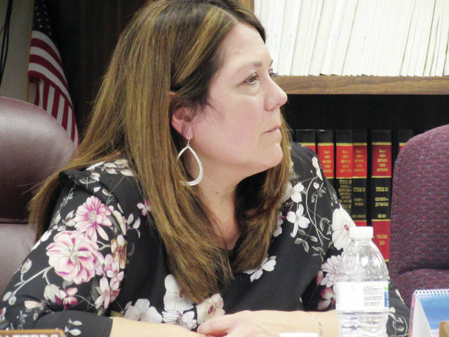 Wauseon Mayor Kathy Huner asked for support of the city's Homecoming event, which was abruptly scheduled a month earlier this year after a longtime entertainment provider backed out of its commitment.
